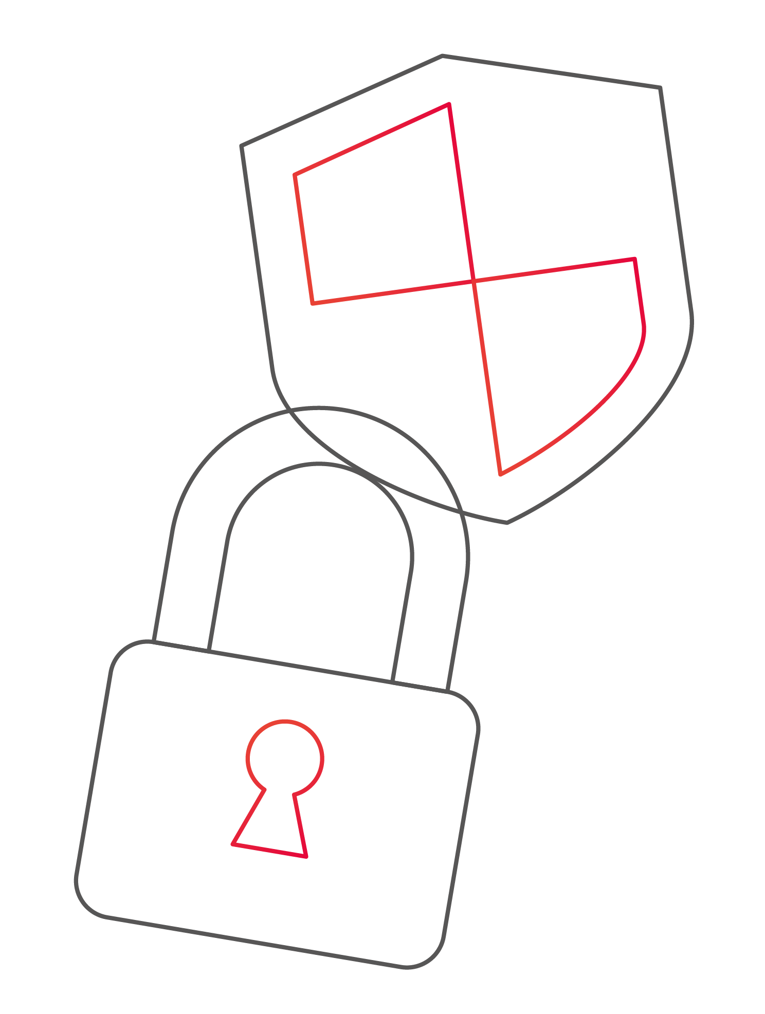Lock and Shield