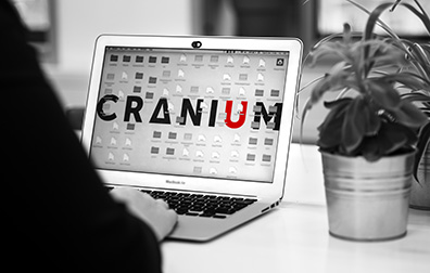Cranium digital data deletion